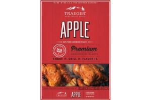 Traeger – Apple Pellets 9Kg