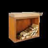 Ofyr - butcherblok - 90 wood