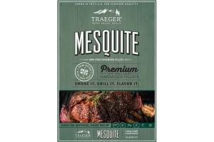 Traeger – Mesquite Pellets 9Kg