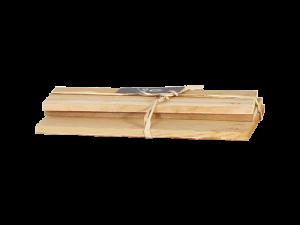 Ofyr – ceder houten plankjes