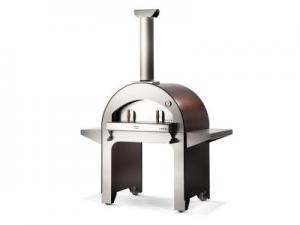Alfa oven 4 Pizze met onderstel