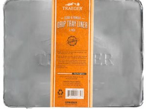 Traeger Drip tray liner 5 pack